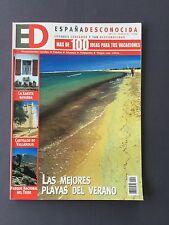 Nº 81 08/2002 - ED ESPAÑA DESCONOCIDA Xareta Navarra Castillos Valladolid Teide
