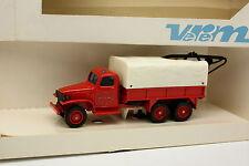 Verem Pompiers 1/50 - GMC Dépannage