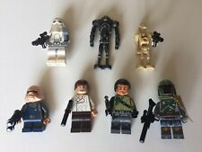 Lego Star Wars Minifigure Joblot Bundle