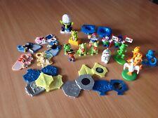 Job Lot Vintage Plastic Cereal/Kinder Toys