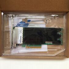 New Intel X710-T4 Ethernet Converged Network Adapter X710T4 X710T4BLK 4-Port