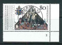 Mi-Nr. 1320 zentrisch Berlin Vollstempel - Bogenecke / Ecke 4 FN - Formnummer 2