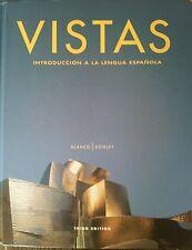 Vistas: Introducción a la lengua española - Third Edition (2008, Hardcover)
