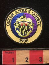 Queen Annes's Country Maryland 1706 Patch 69Y2