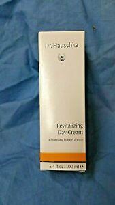 NEW Never Opened Exp Date 01,2022 Dr. Hauschka Revitalising Day Cream 3.4 Fl.Oz