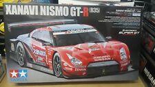 Tamiya 1/24 Nissan Xanavi Nismo GT-R (35) Modelo Kit de coche #24308