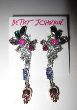 Betseyville Drama Dangle Earrings Betsey Johnson Duchess Of