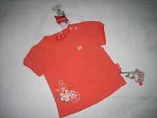 Sigikid T-Shirt Shirt  Gr. 68 hot coral  Neu mit Etikett