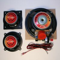 Williams Fish Tales and Getaway High Speed 2 Speaker Upgrade from Pinball Pro