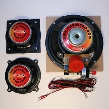 Williams Bram Stokers Dracula Pinball Speaker Upgrade from Pinball Pro