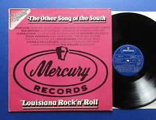 VARIOUS THE OTHER SONG OF THE SOUTH LOUISIANA ROCK N ROLL mercury 75 Lp