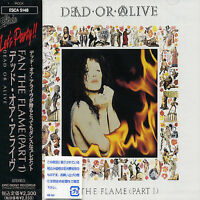 Fan the Flame [Japan] by Dead or Alive (CD, Jan-1992, Sony) New Sealed With OBI