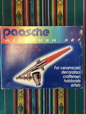 Paasche Airbrush Set Single Action