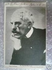 1904 Postcard- SIR SQUIRE BANCROFT