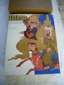 L'Islam et L'Art Musulman par A.Papadopoulo, MAZENOD, sous étui, 1976
