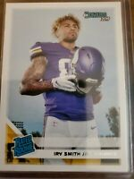 2019 Donruss Rated Rookie Irv Smith Jr VIKINGS RC!!!