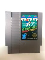 10 Yard Fight NES Original Nintendo GAME Tested + WORKING & Authentic!
