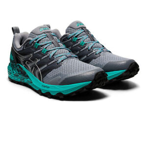Asics Womens Gel-Trabuco Terra Trail Running Shoes Trainers Sneakers Grey Sports
