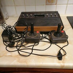 Atari 2600 Computer Console Vintage Video Games Play PC MAC OLD 80s Children