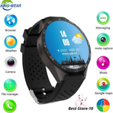 ***SPECIAL PROMOTION *** SX88 PREMIUM ANDROID IOS SMARTWATCH PHONE + Free GIFT
