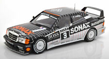 1:18 Solido Mercedes 190E 2.5-16 Evo 2 #3, DTM Champion Ludwig 1992