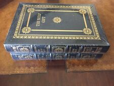 Easton Press ANNE RICE: The Wolf Gift Chronicles 2 vol  Wolf Gift SIGNED SEALED