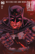 THE DARK KNIGHT III THE MASTER RACE (2015) #5 Variant (KLAUS JANSON)!!