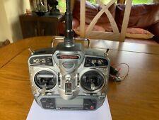 Spektrum DX7 transmitter and AR7000 receiver 2.4GHz