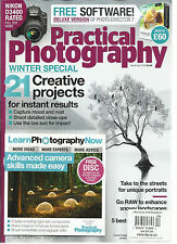 PRACTICAL PHOTOGRAPHY MAGAZINE,   DECEMBER, 2016   ( FREE SOFT WARE INCLUDED )