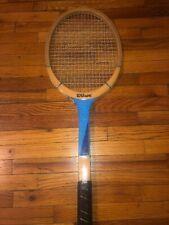 Vintage Wilson Chris Evert Tennis Racquet