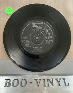 "THE SUPREMES - STONED LOVE 7"" VINYL SINGLE TMG 1046 EX CON"