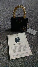 Just the Right Shoe -Miniature Queen of Hearts Purse - Style#25326