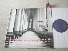 WINDSBACHER KNABENCHOR boys choir Im Münchner Dom 1974 GER LP AGK 30105