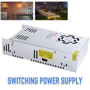12V DC 360w 30A 230v 110v Switching Power Supply for LED Strip Driver CCTV AU