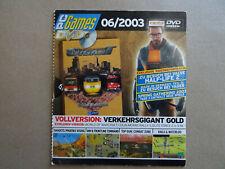PC Games DVD mit: Verkehrsgigant Gold