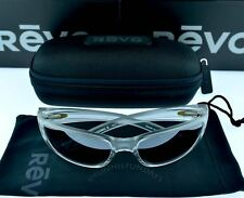e475307f1b REVO POLARIZED HEADING X  189 CRYSTAL frame w GRAPHITE GREY lenses 4058X 09  GY