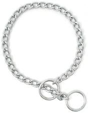 """HAMILTON Choke Chain Dog Collar, Heavy (3.5 mm), 30"""""""