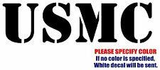 "Usmc Marine Corps Jdm Funny Vinyl Decal Sticker Car Window Bumper Wall Laptop 7"""