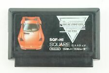 Highway Star NES Square Nintendo Famicom From Japan