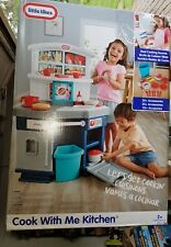 New Little Tikes Cook With Me Kitchen