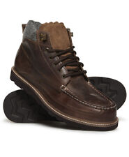 Superdry Mens Mountain Range Boots Size 8