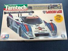 NIB Vintage TAMIYA TAMTECH Lancia LC2 Complete Kit RC race car 1/24