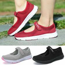 New listing Womens Healthy Mom Trainers Athletic Walking Tennis Shoes Mesh Nursing Sneakers