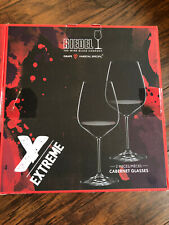 Riedel Extreme Cabernet Glasses, Set of 2