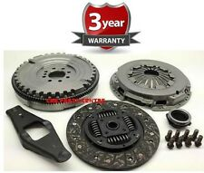 FOR FORD TRANSIT 2.4 5 SPEED CLUTCH SOLID FLYWHEEL KIT WITH BEARING BOLTS & ARM
