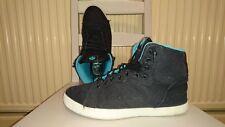 Osiris Men's Grounds Black Skate Shoes UK9, Great Condition, No Minimum!!!