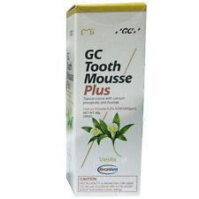 GC Tooth Mousse plus  - vanilla x 2 Packs