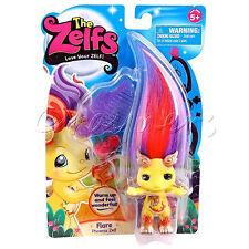 New | The Zelfs Flare Phoenix Series 4 Medium Zelf (Phoenix Zelf)