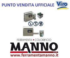Serratura elettrica Viro V09 ad arpione per carrello scorrevole Art. N. 7905