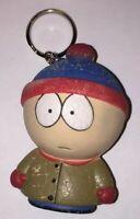South Park Mascot Stan Marsh Foam Figure Keychain Key Ring FOB Foam Rubber Kj